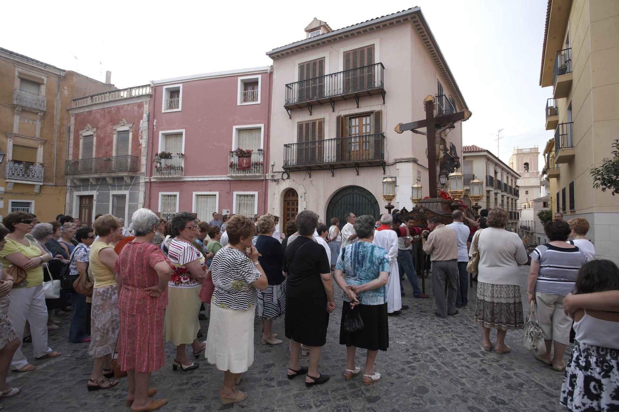 (2009-06-26) Vía Crucis de bajada - Heliodoro Corbí Sirvent (106)