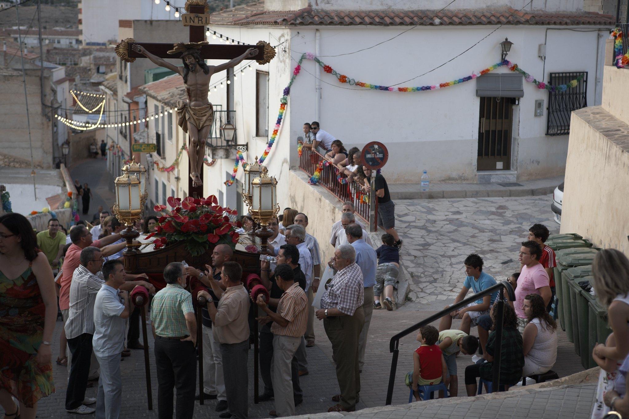 (2009-07-05) Procesión de subida - Heliodoro Corbí Sirvent (145)