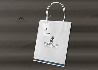 Ringos Logo Bag