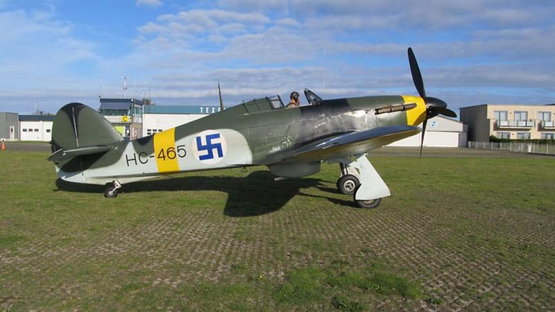 Hawker Hurricane Mk.XII B 3
