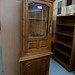 Natural pine corner unit E185