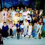 Litte Mary Sunshine Cast Photo 1988