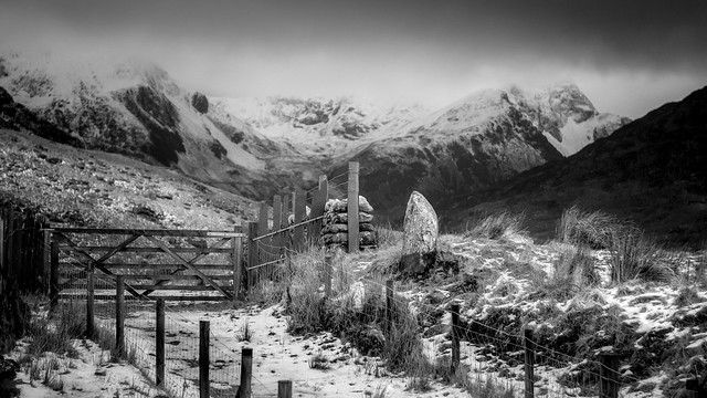 Happy New Year from Snowdonia, North Wales. X
