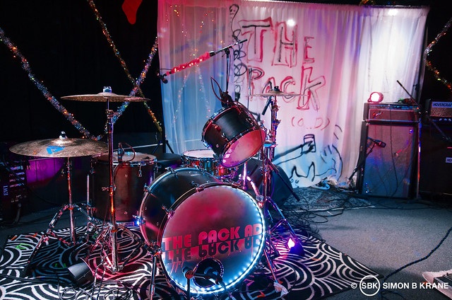 The Pack A.D. performing at the Sunset Tavern in Ballard. Seattle WA. 07.12.2017