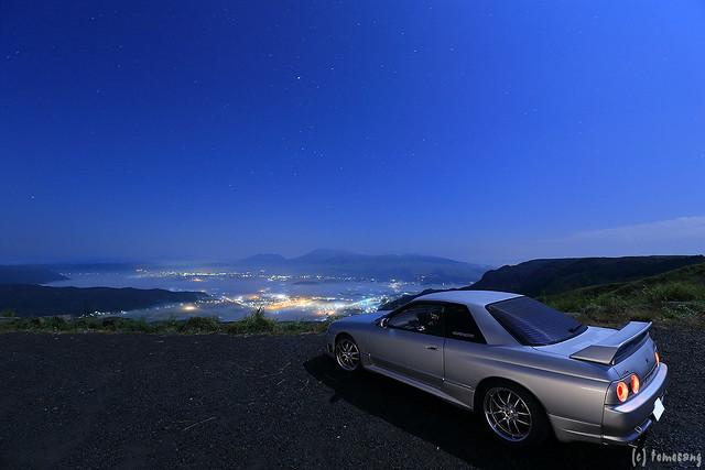 Aso-Kikuchi Skyline