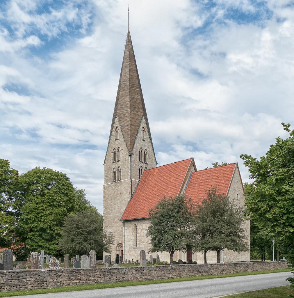 Klinte kyrka, Gotland | Klinte Church (Swedish: Klinte - Flickr