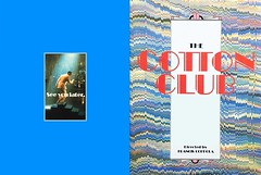 The Cotton Club (1984 / Orion) front & back covers