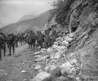 THE BATTLE OF VITTORIO VENETO, OCTOBER-NOVEMBER 1918   by aljed1