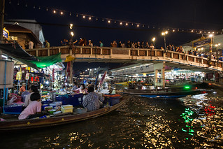 Amphawa Floating Market | by Moody Man