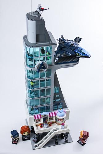 Avengers Tower | by Gzu's Bricks