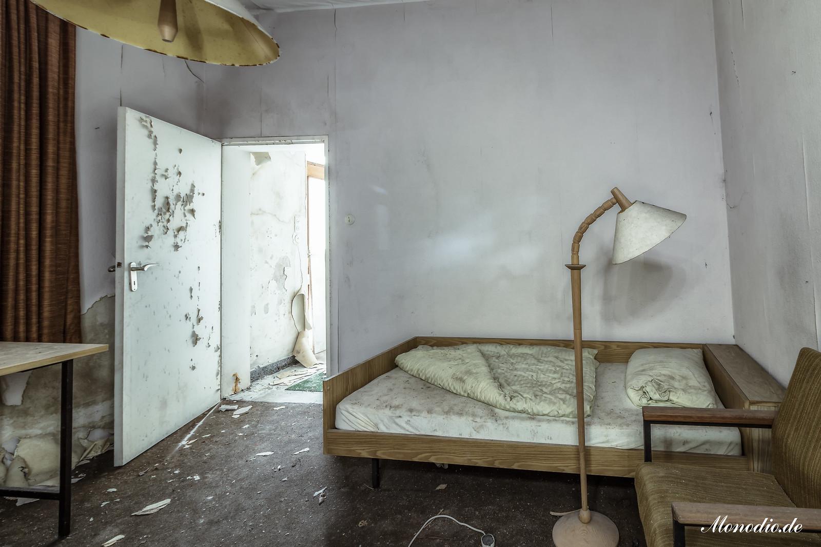 Die Tuberkulose-Klinik