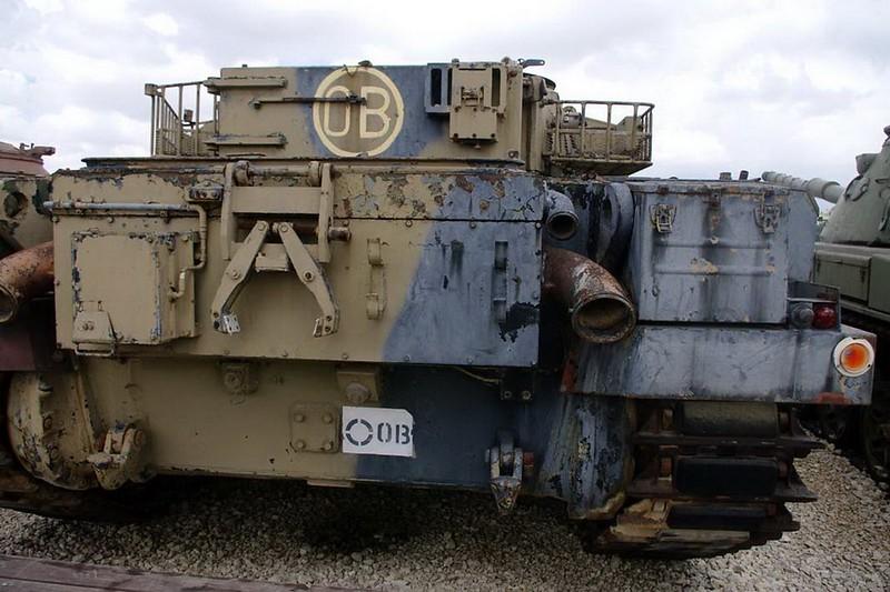 FV4201 Chieftain Mk.3 2