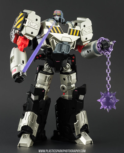 Mastermind Creations Tyrantron (4 of 7) | by plasticsparkphotography
