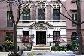 49 West 9th Street (1855; facade altered 1897-98), Greenwich Village, New York | by Spencer Means