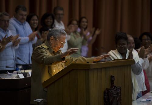 Raúl intervino durante el décimo periodo ordinario de la Octava Legislatura de la ANPP   by Cubadebate