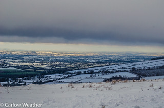 Mount Leinster | by WeatherSnapper