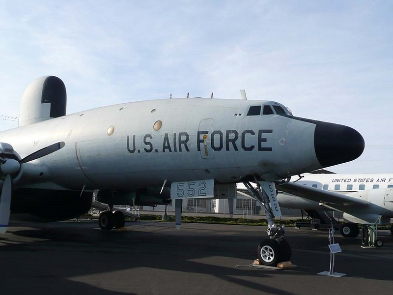 Lockheed EC-121D Warning Star 3