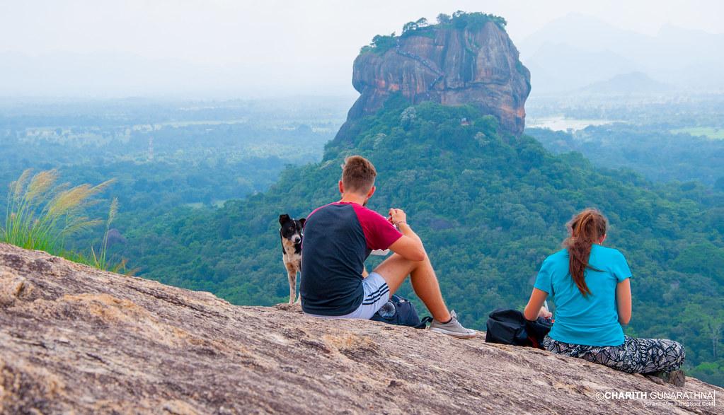 Pidurangala Rock - Sigiriya - Sri Lanka