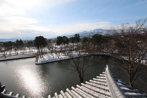 2018 japan niigataken takada takadacastle canon650d 日本 新潟県 高田 高田城