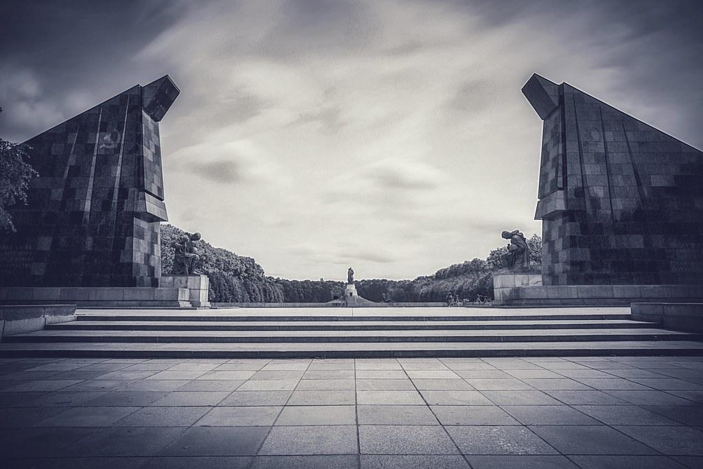 Soviet War Memorial, Treptower Park, Berlin Affinity Photo… | Flickr