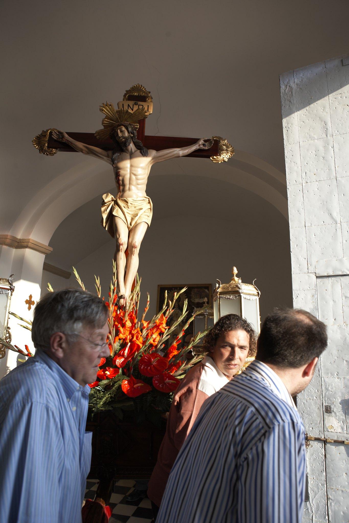 (2008-06-27) Vía Crucis de bajada - Heliodoro Corbí Sirvent (6)