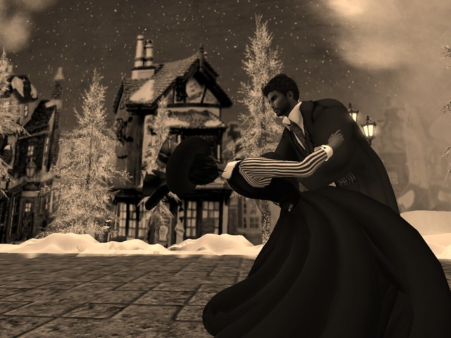 The Dickens Proejct - Christmas Square Dance IIII