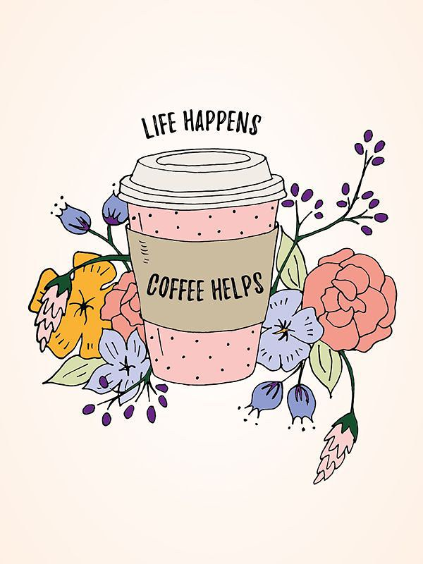 best inspirational positive quotes life happens coffee he flickr