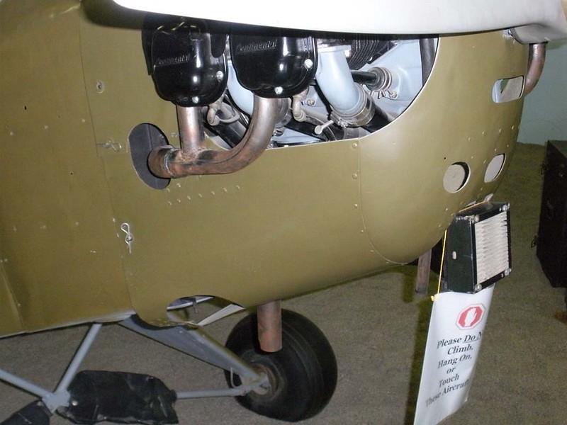 Piper L-4B Gafanhoto 5