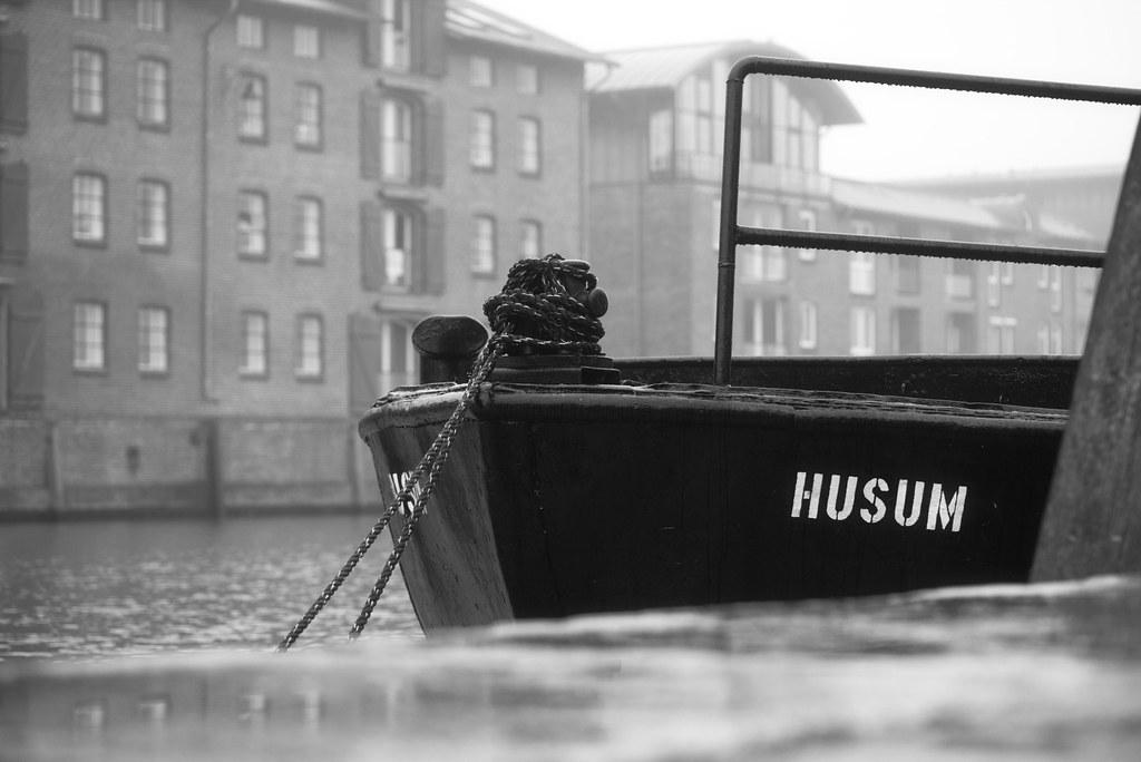 Husum - Die graue Stadt am Meer | Hafenstimmung | malp007 | Flickr