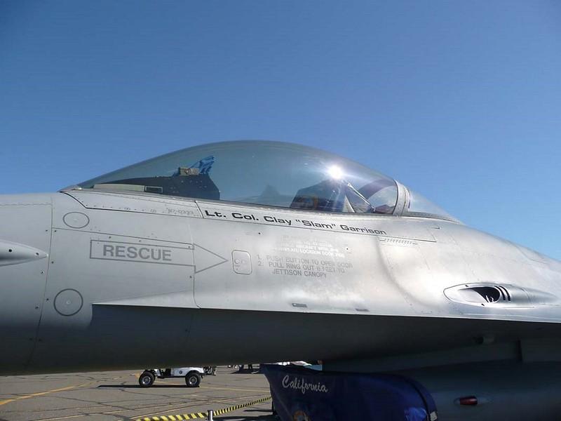 General Dynamics F-16C Fighting Falcon 5