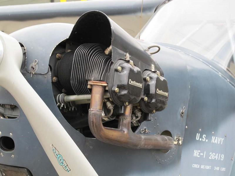 Piper HA-1 Mladiča 5