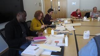 Chapel Hill workshop participants