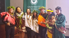 UH Manoa fall chanters
