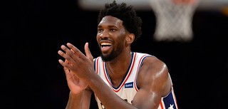 Why Joel Embiid is the 2017 Twitterer of the Year   by Sports News Today