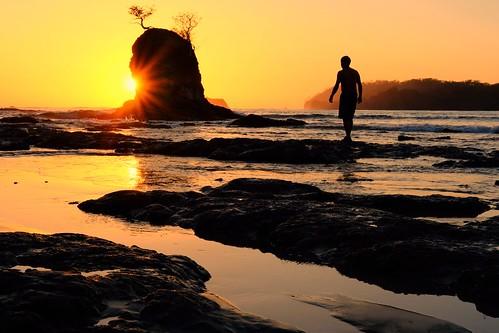 playacarrillo guanacaste sunset michaellogatocphotography costarica fujixpro2 fujixpro2shots fuji35mm travelphotos seascape pacificocean silhouette seascaperocks fujifilmxf35mmf2rwr