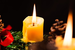 Christmas Candle - Advent Wreath | by Theo Crazzolara