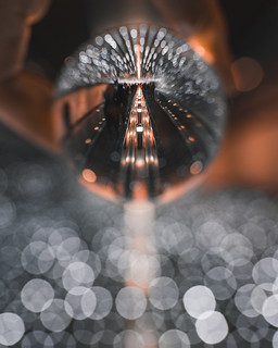 Silver Bokeh | by soomness
