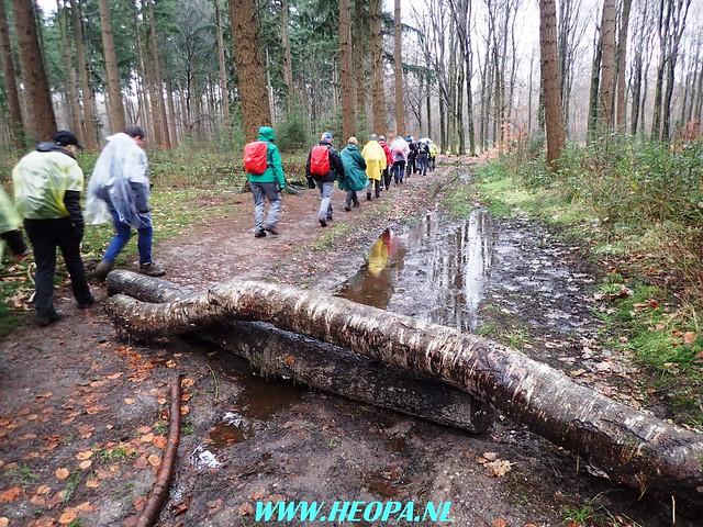 2017-12-27 Bennekomse-    Bossentocht         24 Km    (35)