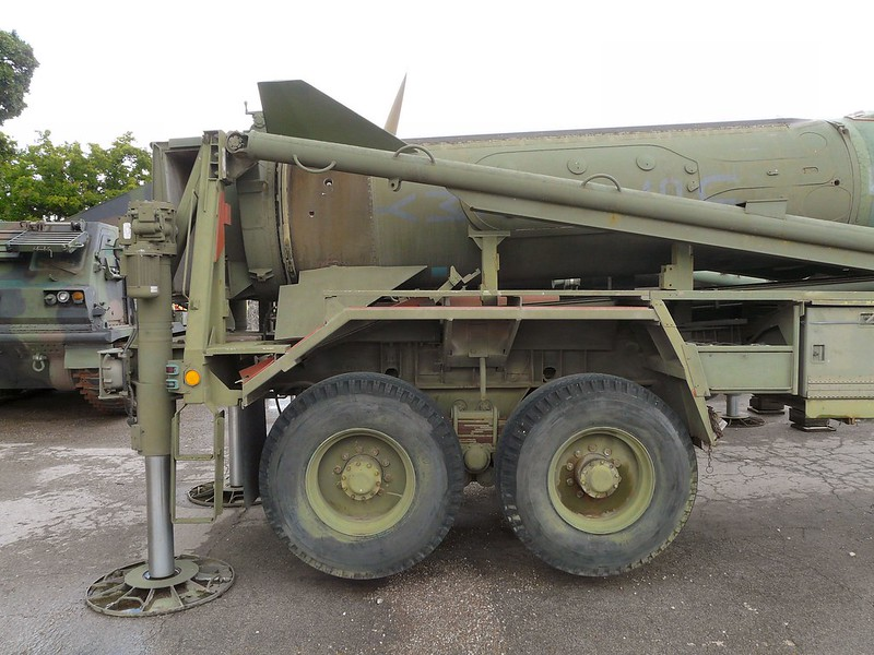 Pershing II Erector Launcher 2