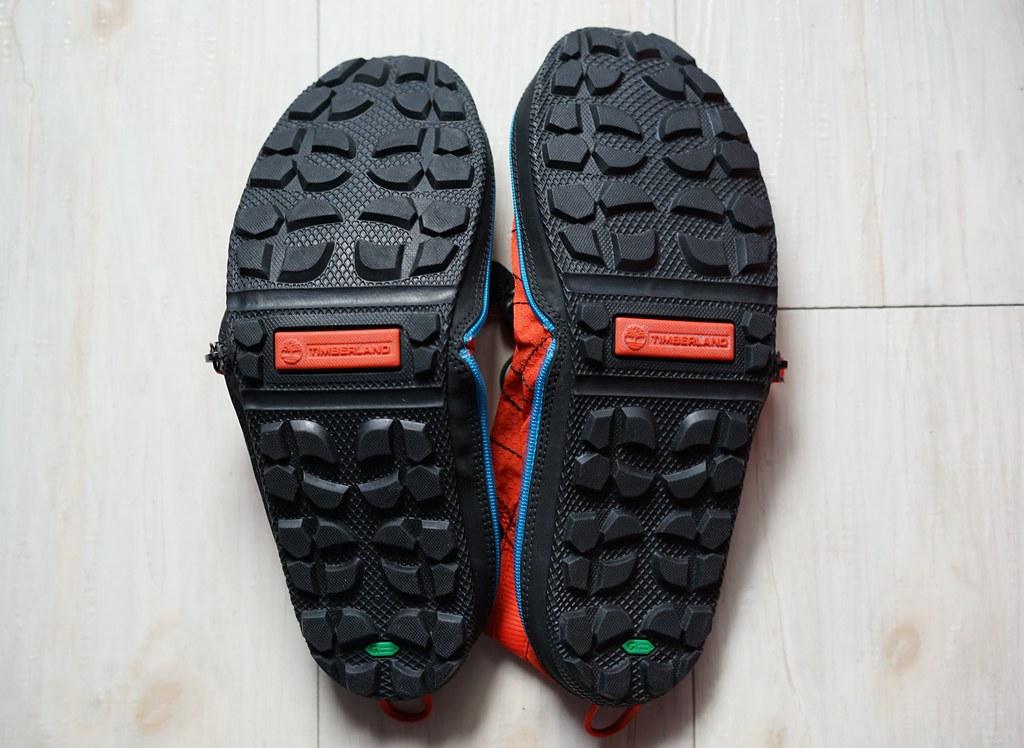 ティンバーランド_折りたためる靴10