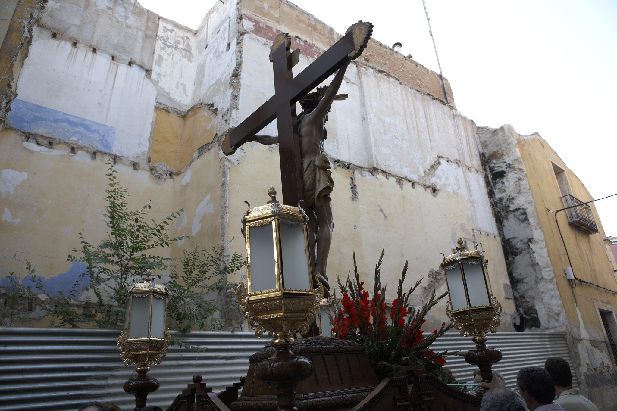 (2008-06-27) Vía Crucis de bajada - Heliodoro Corbí Sirvent (78)