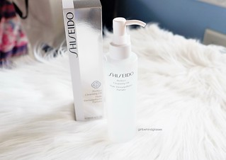Shiseido Perfect Cleansing Oil | by <Nikki P.>