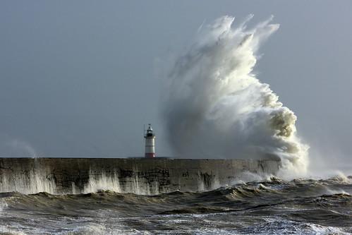 newhaven stormy storm seascape stormysea weather nikond810 nikon70200mmf28ii
