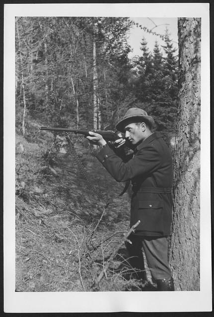 Archiv O686 Bärenjagd in den Karpathen, 1930/31