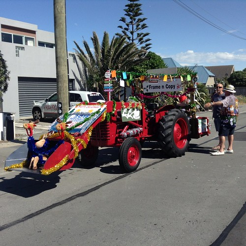 New Brighton Christmas Parade 2017