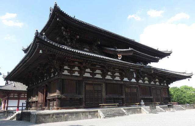 Kondo at Tō-ji (Kyoto, Japan)