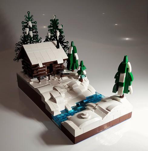 A Mountain Retreat!