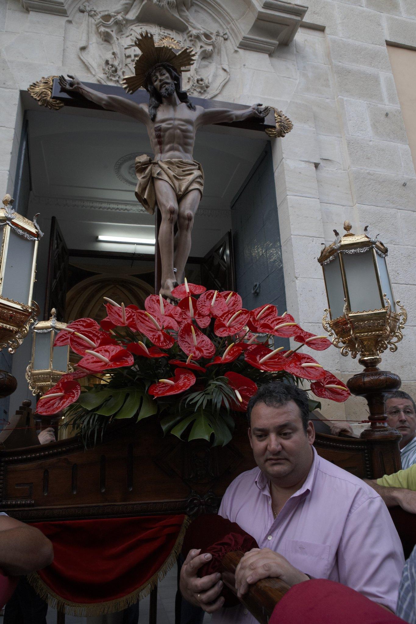 (2010-06-25) Vía Crucis de bajada - Heliodoro Corbí Sirvent (70)