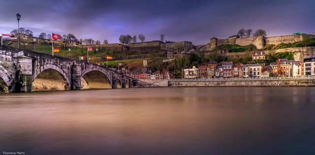 Bridge Namur (BE)