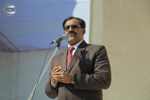 Nepal Singh Chaudhary from Delhi, expresses his views